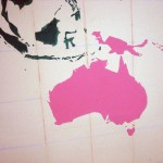 Pink Australasia could be my favourite continent?